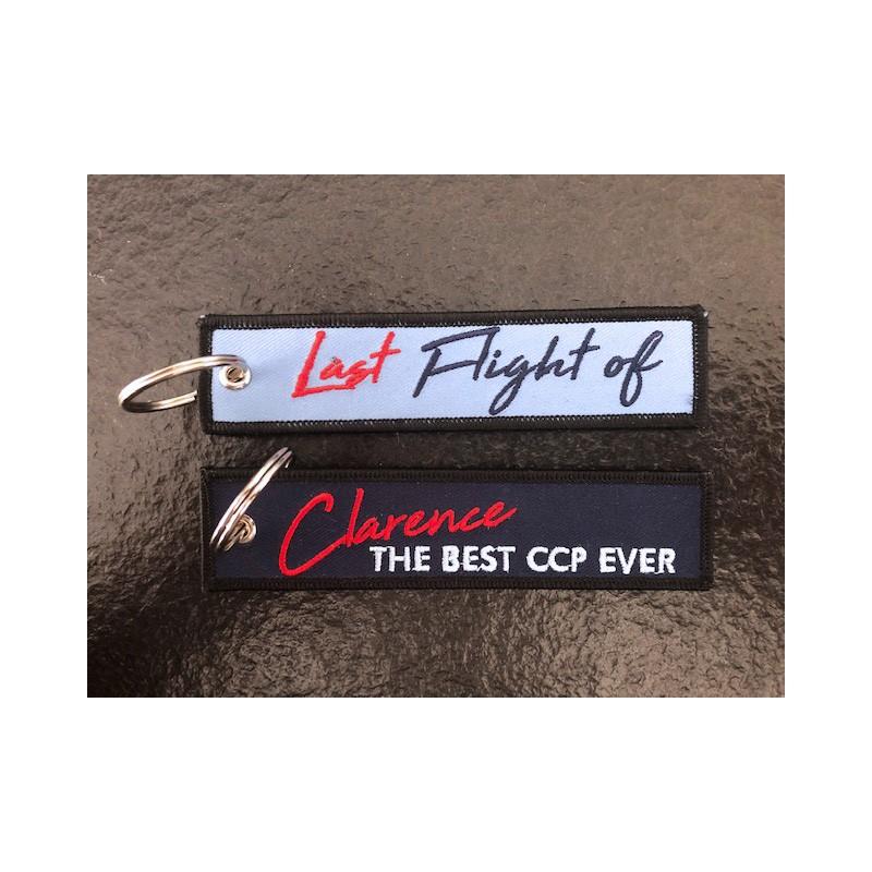 Porte-clés remove before flight secteur ATR