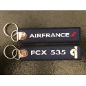 Remove before flight DREAM CREW key ring